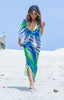 Electric Jungle Regular Robe