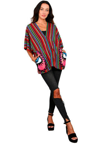 Radiant Weave - Sequin Pocket Tunic