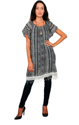 IKAT - WOOL DRESS