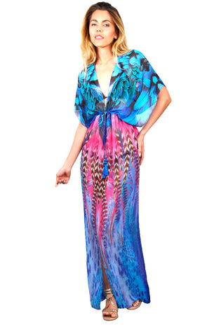 Feather Fun - Regular Robe