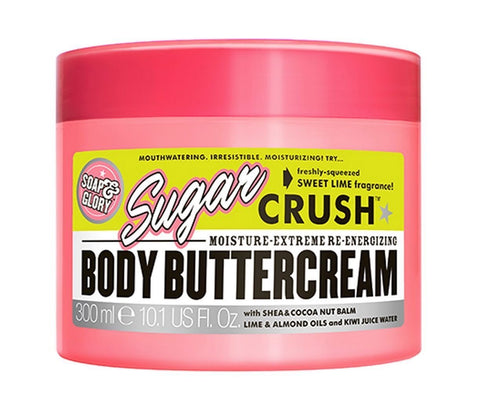 زبدة الجسم Sugar Crush من Soap & Glory سعة 300 مل