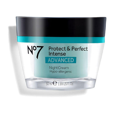 كريم الليل Protect & Perfect Intense ADVANCED من No7 - سعة 50 مل