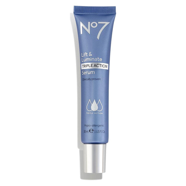 No7 Lift & Luminate TRIPLE ACTION Serum 30ml