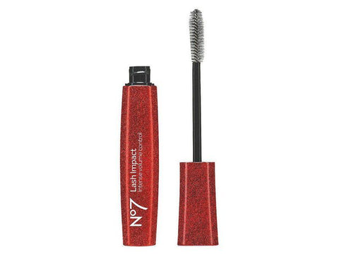No7 Lash Impact Mascara Black 7ml