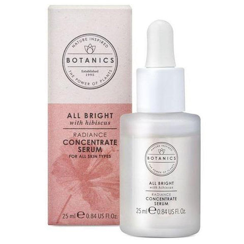 Botanics All Bright Radiance Concentrate Face Serum 25ml