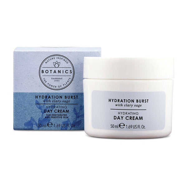Botanics Hydration Burst Day Cream 50ml