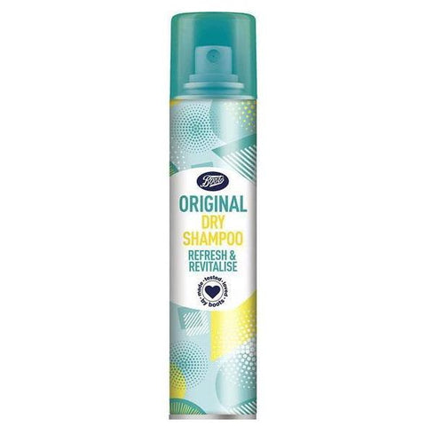 Boots Original Dry Shampoo 200ml
