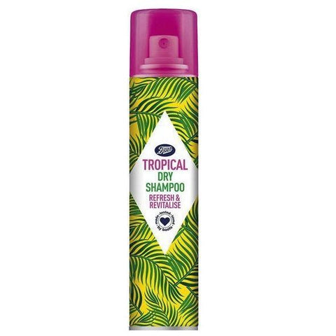 Boots Tropical dry shampoo 200ml