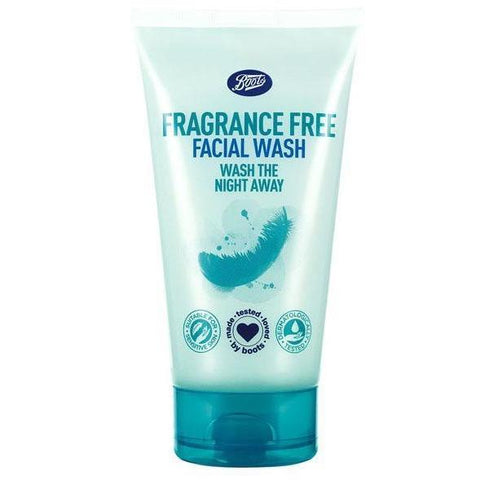 Boots Fragrance Free Facial Wash 150ml