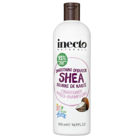 Inecto Smoothing Operator Shea Conditioner 500ml