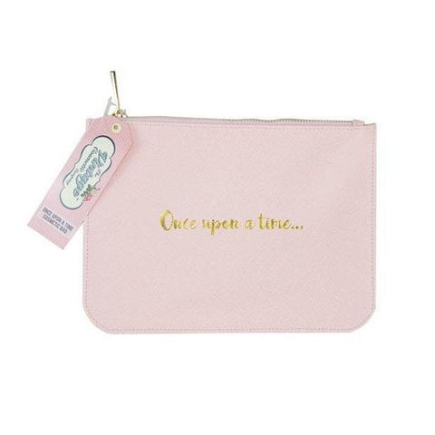 The Vintage Cosmetics Co. Clutch Bag Happily Ever After Pink
