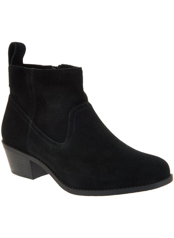 British Style Thick Mid-heel Frosted Women's Shoes