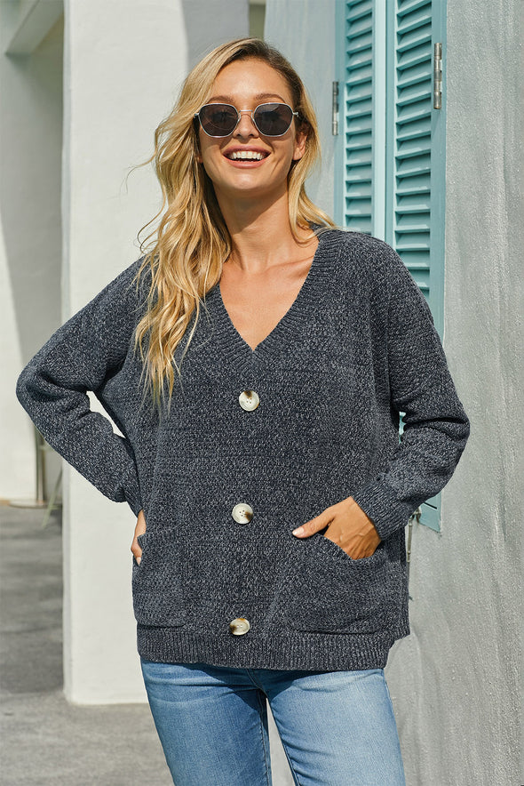 Swoon And Snuggles Chenille Shift Sweater