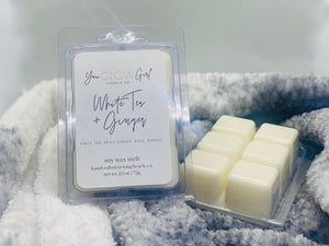 White Tea & Ginger Wax Melt
