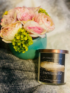 Hustle & Glow Candle