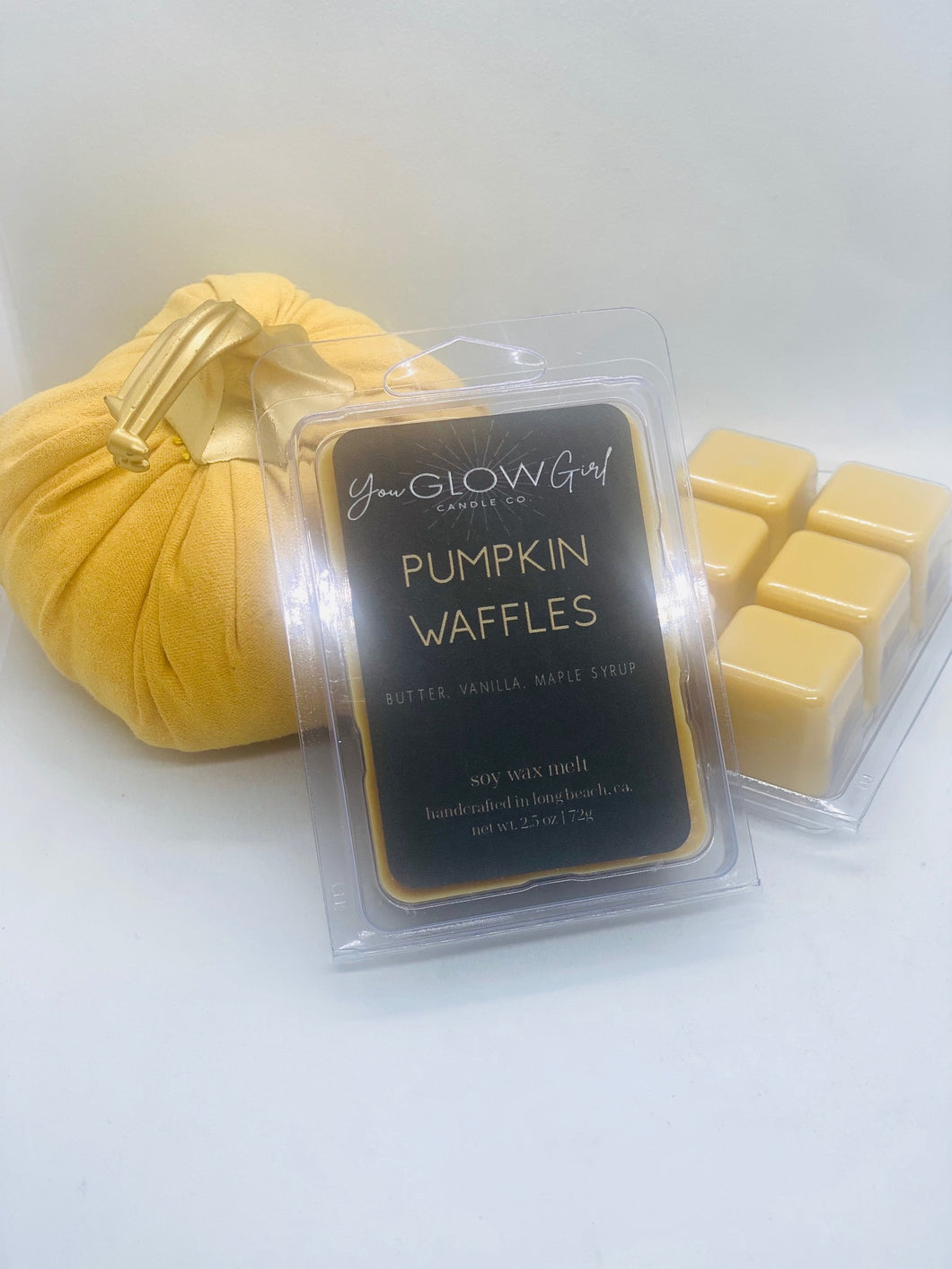 Pumpkin Waffles Wax Melt