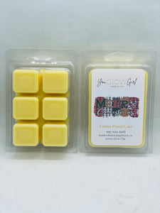 Lemon Pound Cake Wax Melt (BOGO)