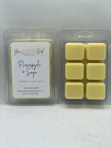 Pineapple Sage Wax Melt