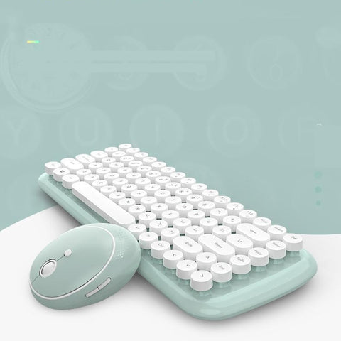 Jelly Comb Wireless Keyboard and Mouse set