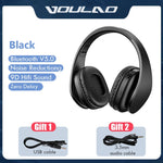 Bluetooth 5.0 Headphones with Microphone For Mobile & PC