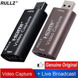 USB to HDMI Gaming Video Capture Card