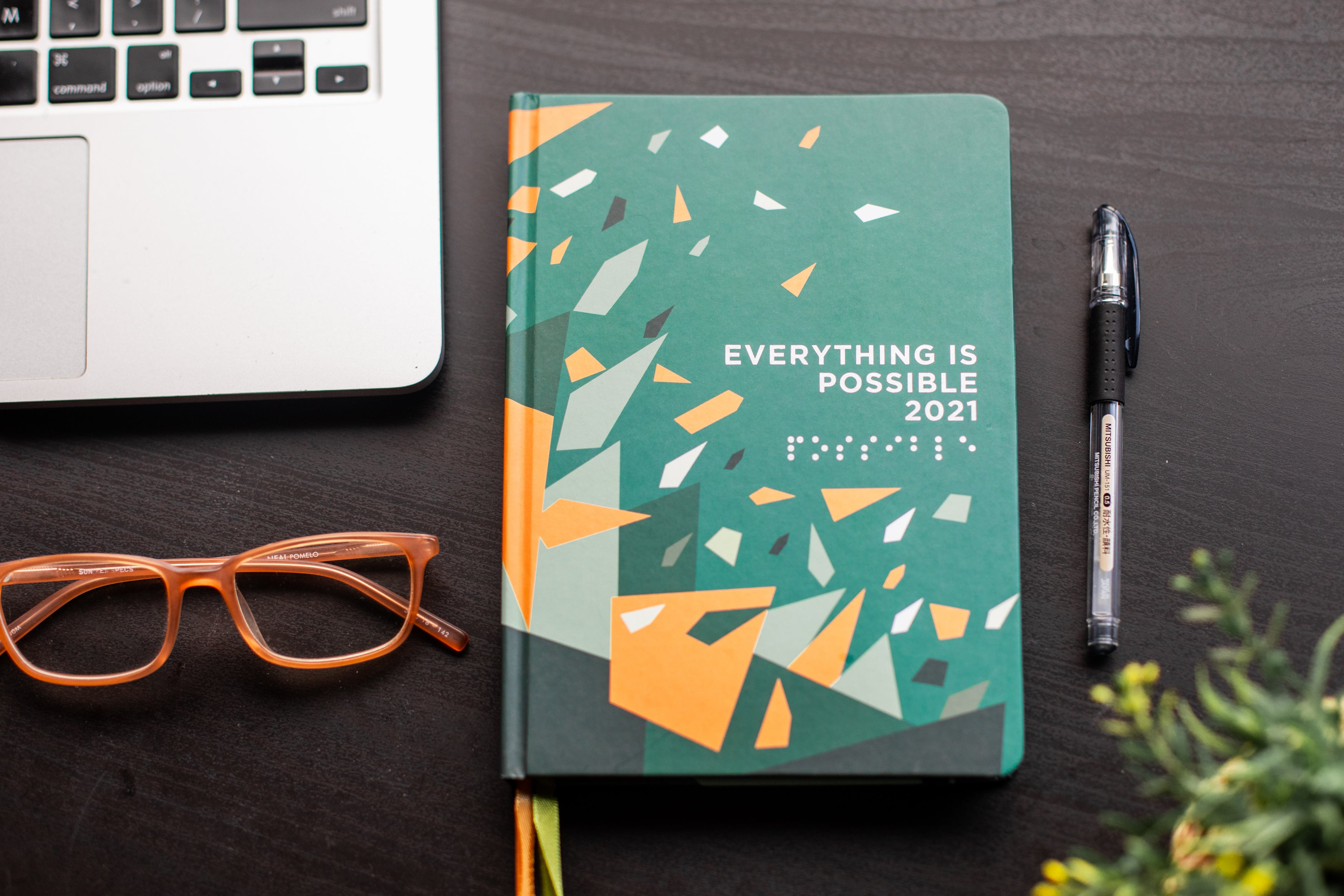 2021 EVERYTHING IS POSSIBLE PLANNER