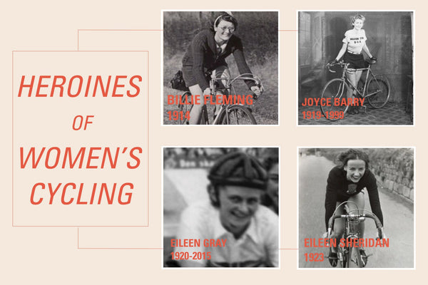 HEROINES OF WOMEN'S CYCLING