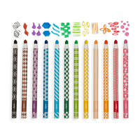 Color Appeel Crayons - Set of 12