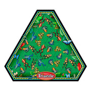 Triazzle Brain Teaser Puzzle - Poison Arrow Frogs