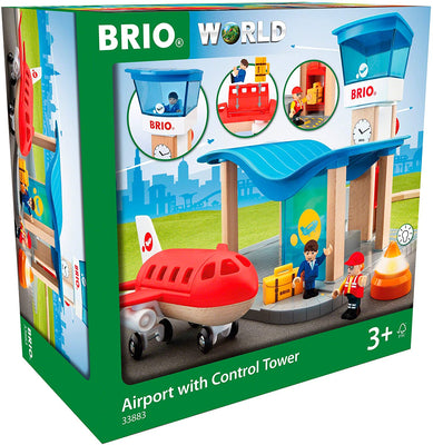 Airport with Control Tower