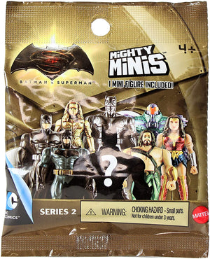 JUSTICE LEAGUE MIGHTY MINIS S2