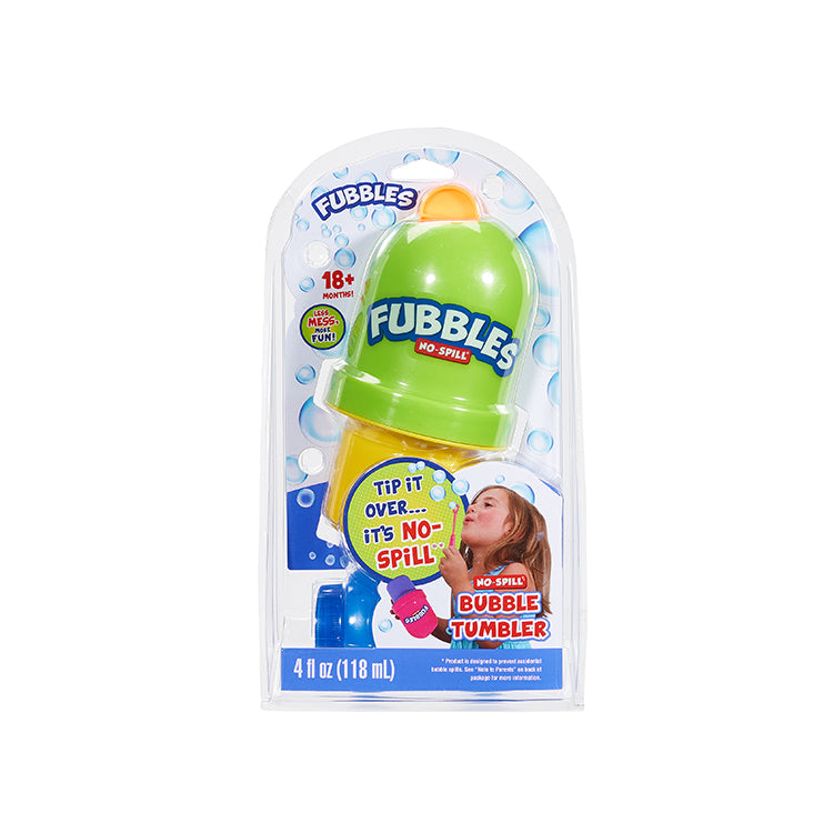 Fubbles® No-Spill® Bubble Tumbler®