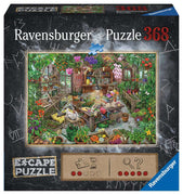165308 Escape Puzzle - The Greenhouse - 368 pc