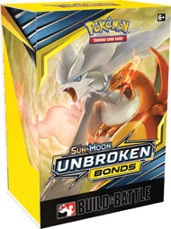Pokemon Unbroken Bonds Build & Battle pack