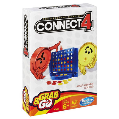 Grab & Go Connect 4