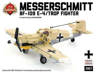 Messerschmitt BF 109 E-4/Trop Fighter