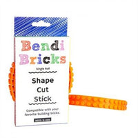 Bendi Bricks Receiver Roll - Orange