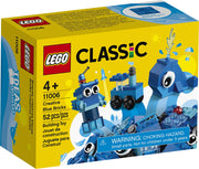 11006 Creative Blue Bricks
