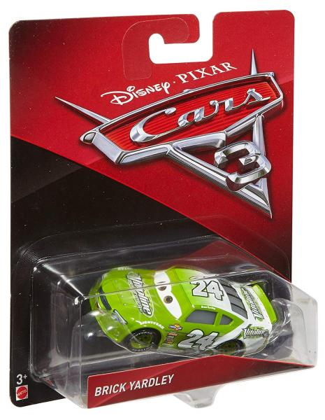 Disney Cars 3 Brick Yardley