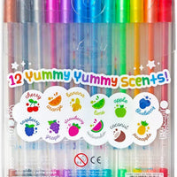 Yummy Yummy Gel Pens 2.0 - Set of 12