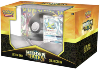 Hidden Fates Poke Ball Collection