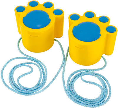 Yellow Cat Walk Sand Toy