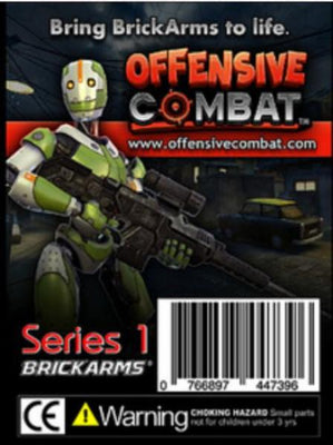 BrickArms Offensive Combat Pack