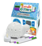 LED Candle Critters - Turtle