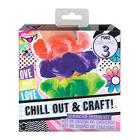 Chill Out & Craft - Scrunchie Design Kit