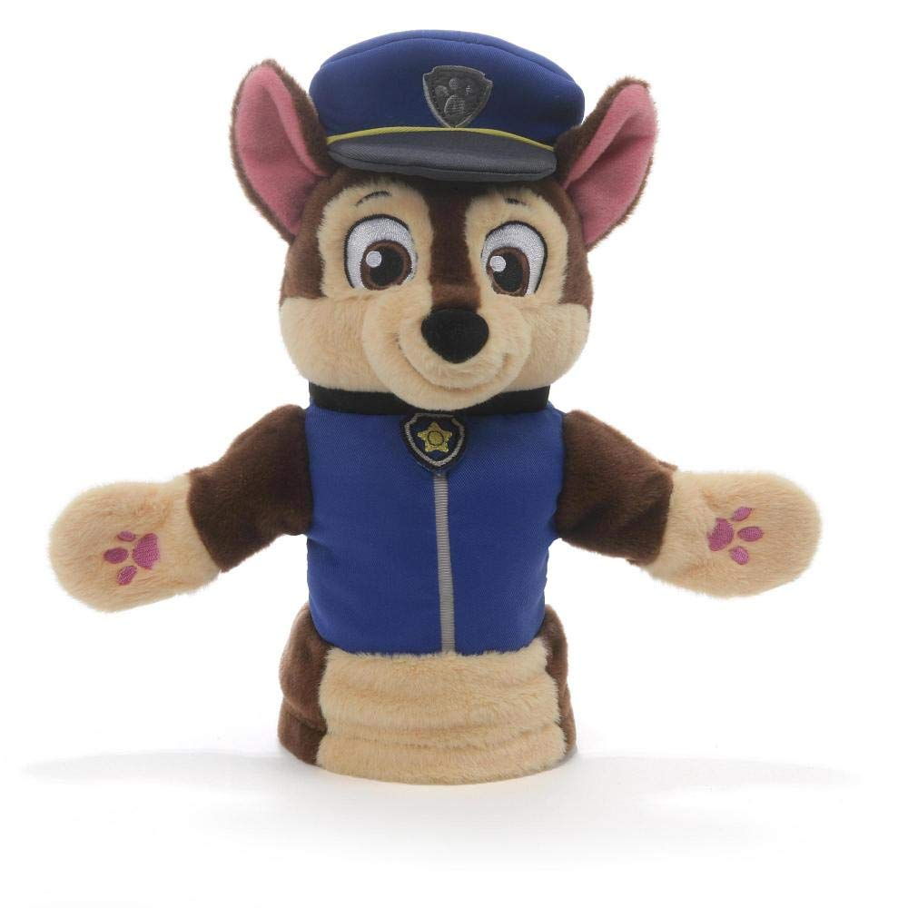 Paw Patrol - Chase Hand Puppet 11""