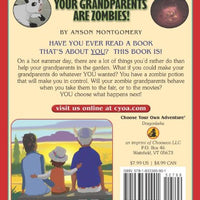 Choose Your Own Adventure - Your Grandparents Are Zombies