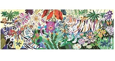 Gallery Puzzle - Rainbow Tigers 1000pc