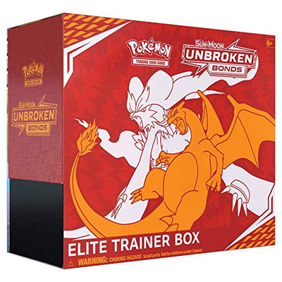 Elite Trainer Box Unbroken Bonds
