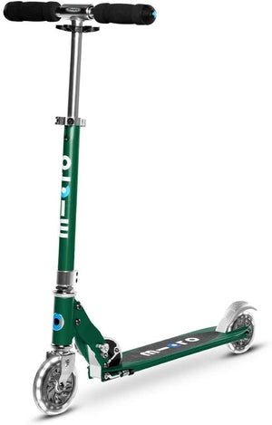 Sprite Scooter LED-Forest Green